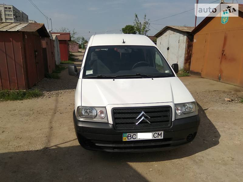Citroen Jumpy пасс. 2006 в Дрогобыче