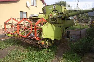 Claas Corsar 1970 в Владимир-Волынском