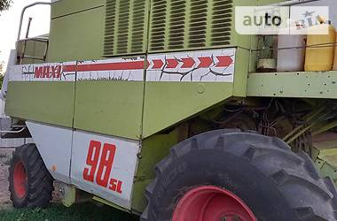 Комбайн зерноуборочный Claas Dominator 98 1991 в Первомайске
