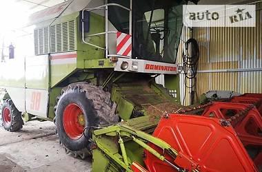 Комбайн зерноуборочный Claas Dominator 98 1991 в Иваничах