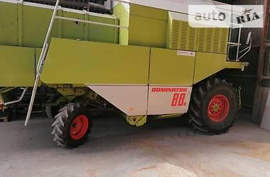 Комбайн зерноуборочный Claas Dominator 1991 в Луцке