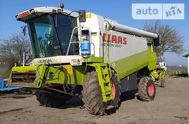 Комбайн зерноуборочный Claas Lexion 450 2002 в Коломые
