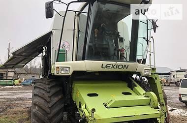 Claas Lexion 460 2003 в Саврани