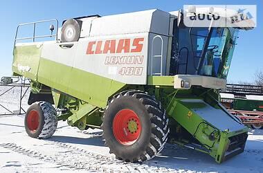 Claas Lexion 480 1997 в Кропивницком