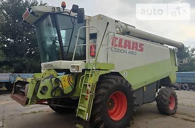 Комбайн зерноуборочный Claas Lexion 480 2003 в Николаеве