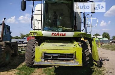Комбайн зерноуборочный Claas Lexion 480 2001 в Запорожье