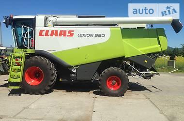 Claas Lexion 580 2009 в Мукачево