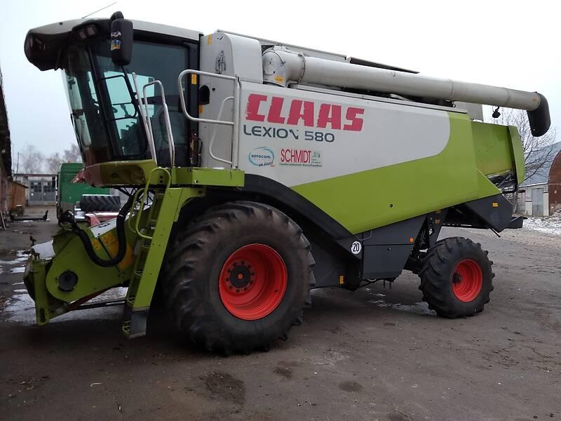 Claas Lexion 580 2003 в Хмельницком