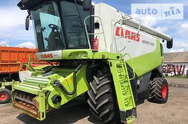 Комбайн зернозбиральний Claas Lexion 580 2007 в Бершаді