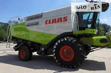 Комбайн зерноуборочный Claas Lexion 580 2009 в Ровно
