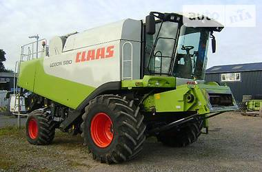 Комбайн зерноуборочный Claas Lexion 580 2006 в Хмельницком