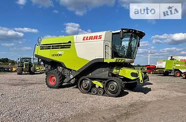 Комбайн зерноуборочный Claas Lexion 760 Terra Trac 2013 в Володарке