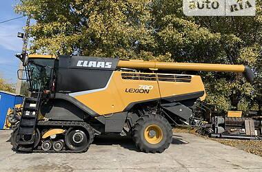 Комбайн зерноуборочный Claas Lexion 780 2013 в Днепре