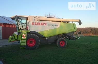Claas Lexion 580 2009