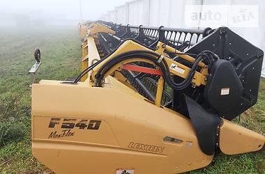 Зернова жатка Claas Maxflex F 540 2009 в Хмельницком