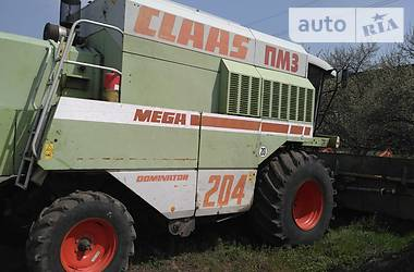Claas Mega 204 2004 в Кривом Роге