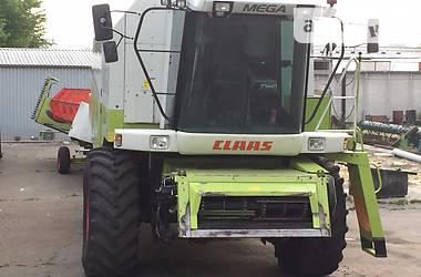 Claas Mega 2010 в Днепре