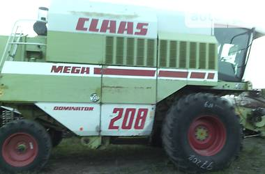 Claas Mega 1997 в Запорожье