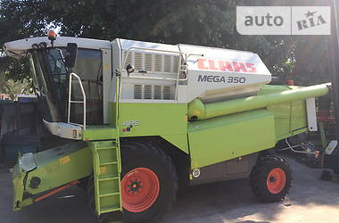 Claas Mega 2008 в Днепре