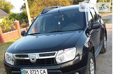 Dacia Duster 2011 в Ровно