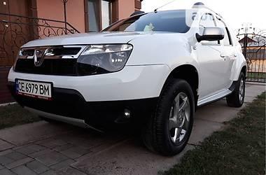 Dacia Duster 2011 в Черновцах