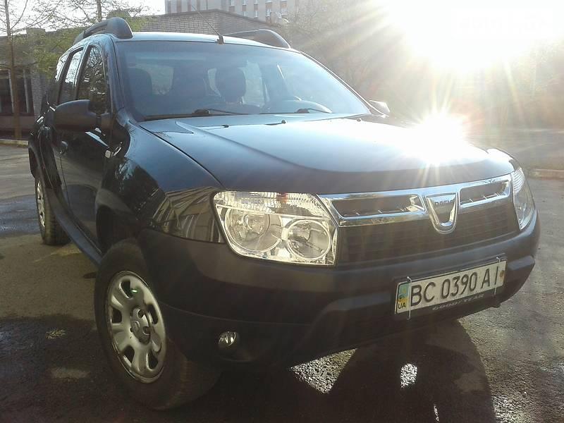Dacia Duster 2013 года в Львове