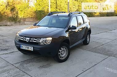 Dacia Duster 2014 в Стрые