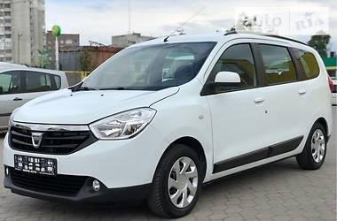 Dacia Lodgy 2014 в Львове