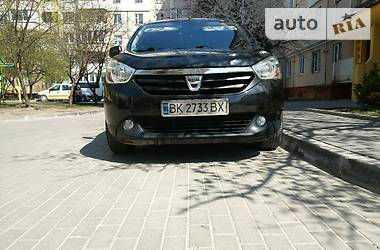 Dacia Lodgy 2012 в Тернополе