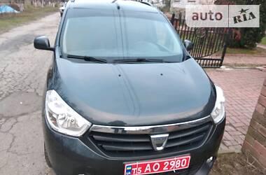 Dacia Lodgy 2013 в Дубно