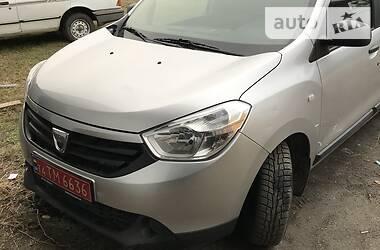 Dacia Lodgy 2012 в Славуте