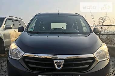 Dacia Lodgy 2012 в Хусте
