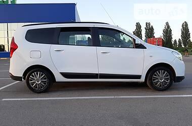 Dacia Lodgy 2012 в Чернигове
