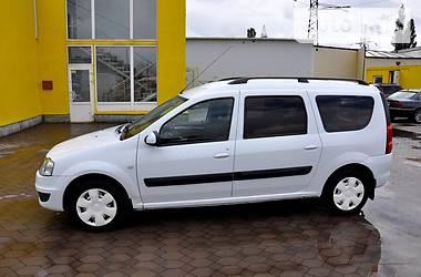 Dacia Logan MCV 2011 в Львове