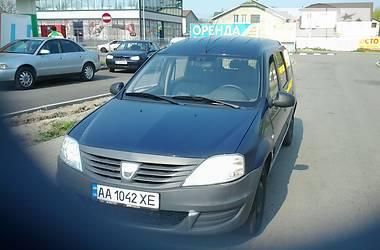 Dacia Logan MCV 2010 в Киеве
