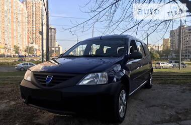 Dacia Logan MCV 2008 в Киеве