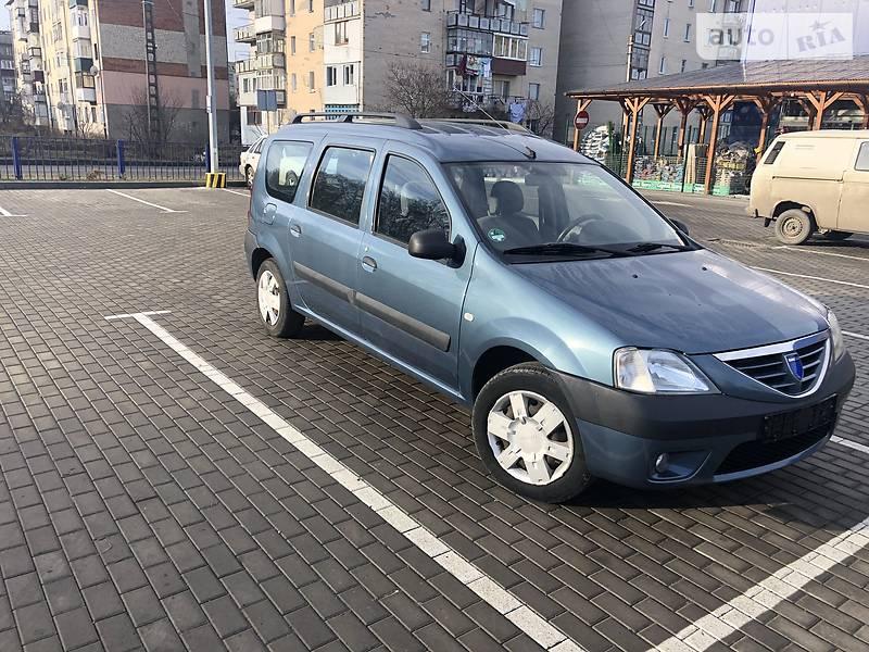 Dacia Logan MCV 2007 в Староконстантинове