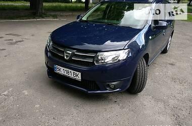Dacia Logan MCV 2015 в Ровно