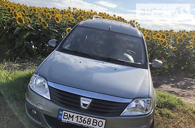 Dacia Logan MCV 2009 в Сумах