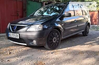 Dacia Logan MCV 2008 в Кривом Роге