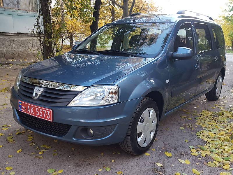 Dacia Logan MCV LAUREAT 16V
