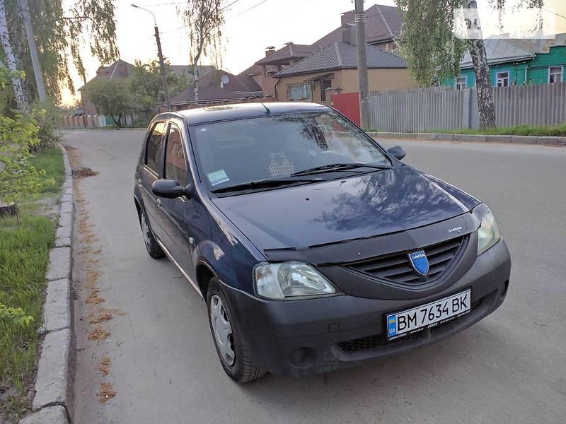 Dacia Logan 2007 в Сумах