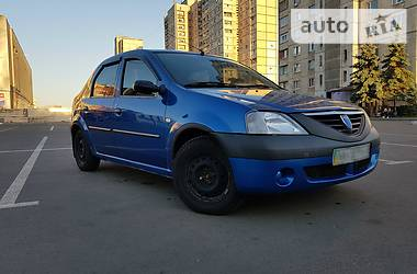 Dacia Logan 2005 в Харькове