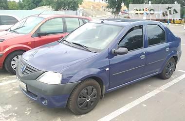 Dacia Logan 2005 в Киеве
