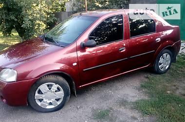 Dacia Logan 2006 в Лисичанске
