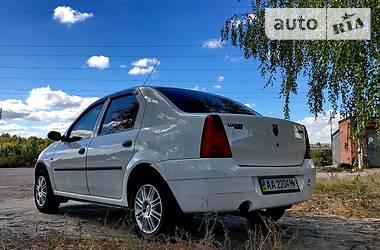 Dacia Logan 2006 в Чернигове