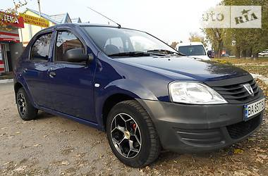 Dacia Logan 2010 в Кропивницком