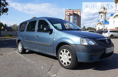 Dacia Logan 2008 в Умани