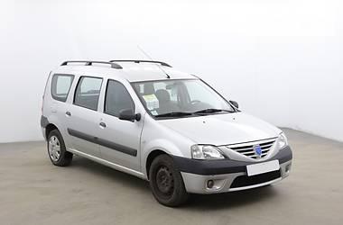 Dacia Logan 2007 в Тернополе