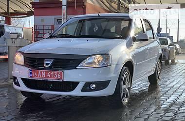 Dacia Logan 2008 в Луцке